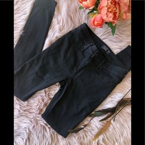Black Skinny Jeans! By Abercrombie and Fitch